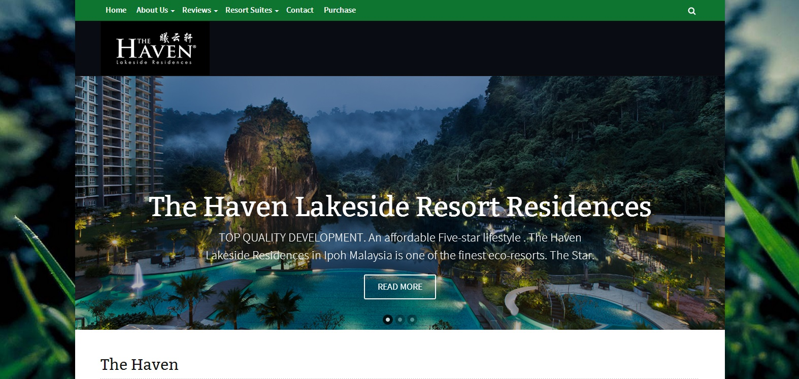 The Haven Resorts